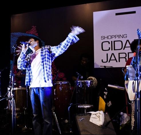 A banda carioca Benditos