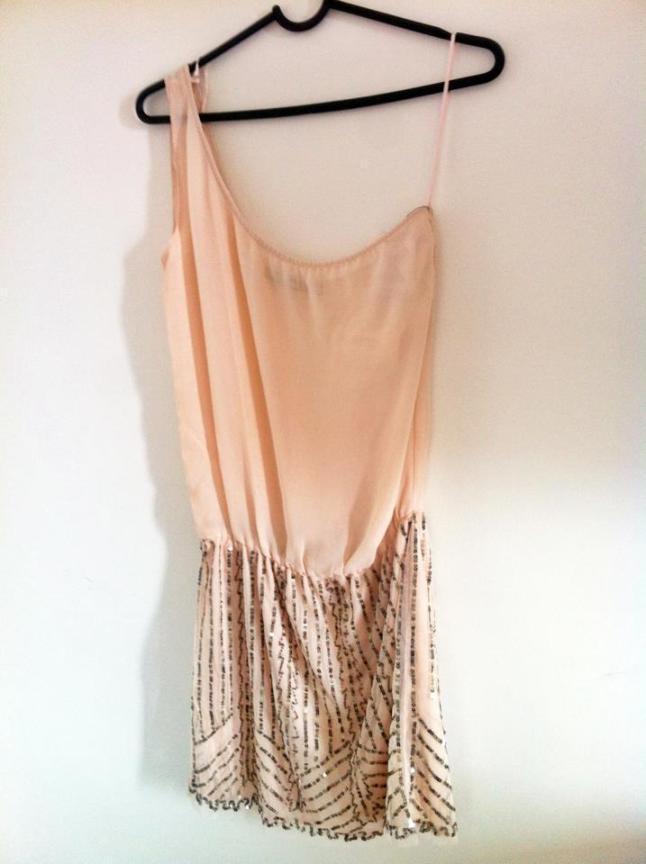 Vestido: Zara