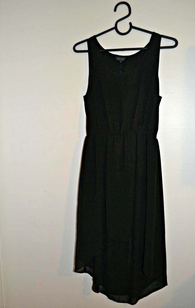 Vestido preto - R$ 199,00
