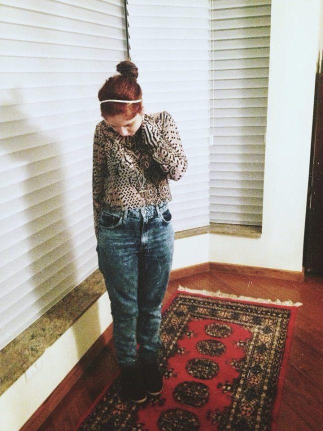 high waisted jeans 4