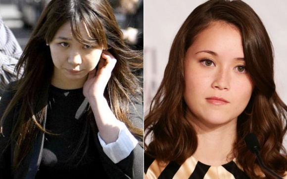Rachel Lee (esquerda) sera interpretada pela atriz Katie Chang